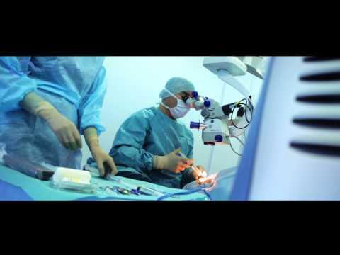 """Видео о клинике """"Международный Офтальмологический Центр"""""""