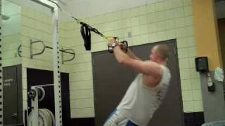 self made exercise index suspended face pulls trx