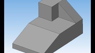 Видеоуроки по КОМПАС 3D. Урок 1  Основы построения 3D моделей в САПР КОМПАС