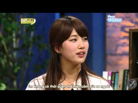 [ENG SUB - VIETSUB][HD] 120526 Suzy (miss A) - KBS Do Dream [Full cut]
