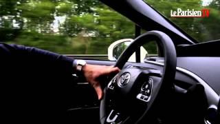On a testé la Toyota Mirai, la voiture à hydrogène