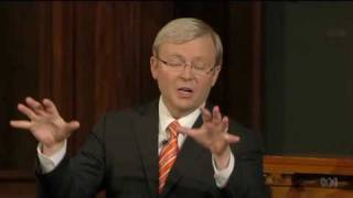 Kevin Rudd on the legal drinking age - 8 Feb 2010