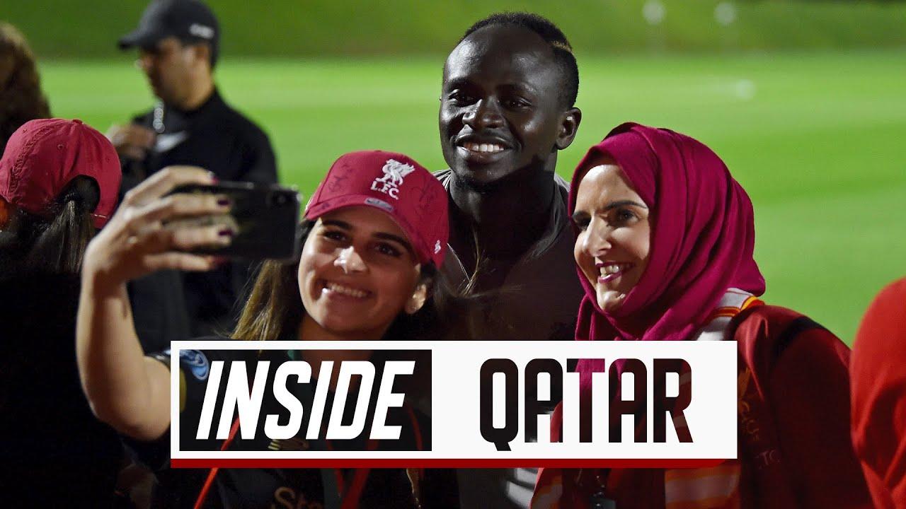 Inside Qatar: Reds begin FIFA Club World Cup preparations in Doha