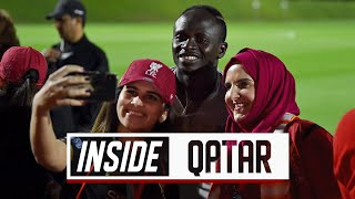 Inside Qatar: Reds begin FIFA Club World Cup preparations in Doha