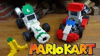 LEGO Mindstorms - Luigi vs Mario!