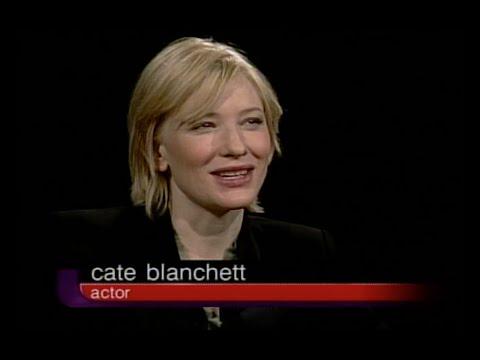 Cate Blanchett — Charlie Rose Jan 11, 2002