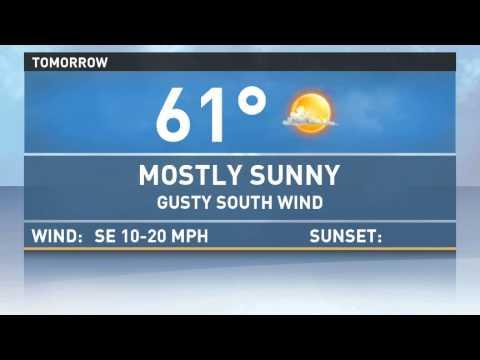 Oct. 30 weather forecast for Denver metro area and Colorado