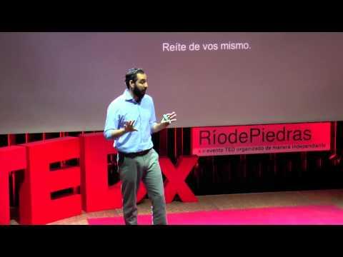 Lo Positivo de lo negativo   Guillermo Peña   TEDxRíodePiedras