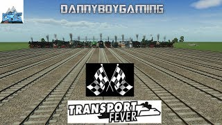 Transport Fever At The Races (Just For Fun)