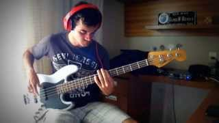 Red Hot Chili Peppers - Torture me [Bass cover] Alexandre Ribeiro