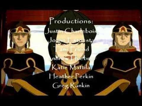 Avatar Series Credits - x2