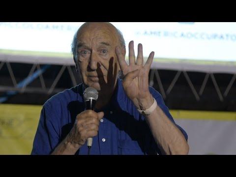 "Giuliano Montaldo presenta ""Sacco e Vanzetti"" #TrastevereFestival2015"