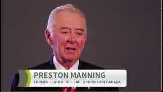 Preston Manning: Interview #1 — November 4, 2014