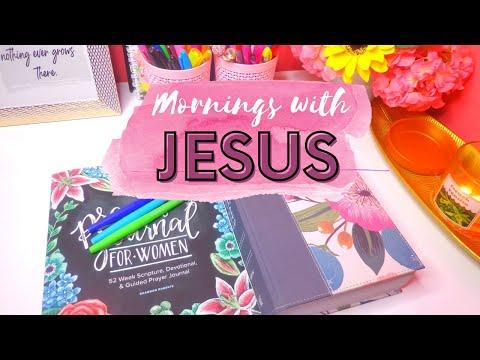 How to prayer journal