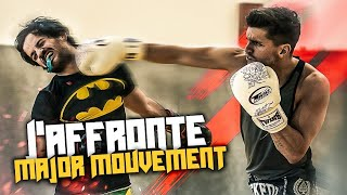 J'AFFRONTE MAJOR MOUVEMENT EN BOXE THAÏ ! 😱🔥🥊 @Major Mouvement