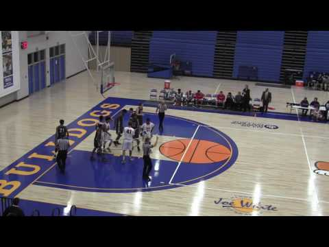 Yuba vs Santa Barbara City College Men's Basketball FULL GAME 11/20/16