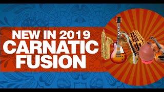 New in 2019   Carnatic Fusion Jukebox Samaja Vara Gamana Marugelara Thaye Yashoda Krishna Nee Begane