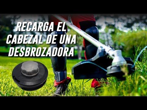 Cómo Cargar El Cabezal De Nylon De Una Desbrozadora thumbnail
