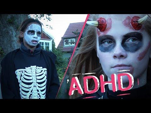 Jag har ADHD - Jobbigt