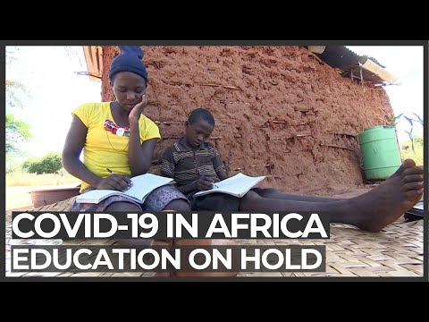 Education On Hold: School Closures Disadvantaging Africa's Poor