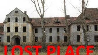 LOST PLACE: das Casino der Heeres- und Luftnachrichtenschule Halle (Saale)