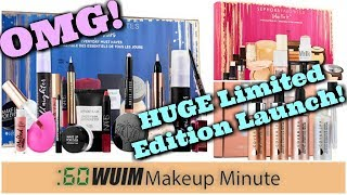 Sephora Just Dropped EVERYTHING! Favorites Kits, Holiday Sets, and MORE! | Makeup Minute