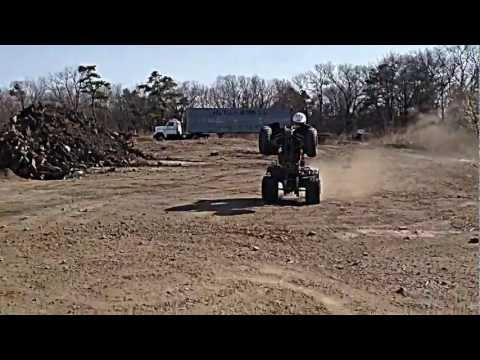 Kawasaki Atv 300cc Lakota Sport