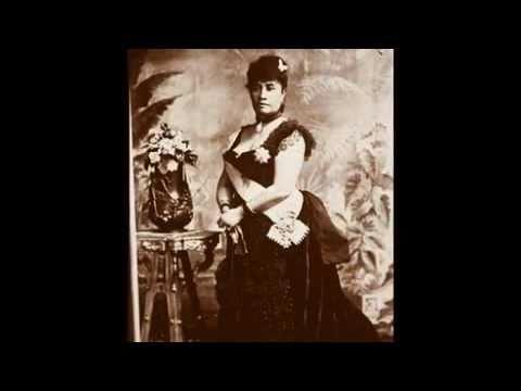 Queen Lydia Kamakaeha Kaola Malii Liliuokalani: Aloha Oe for Violin & Piano