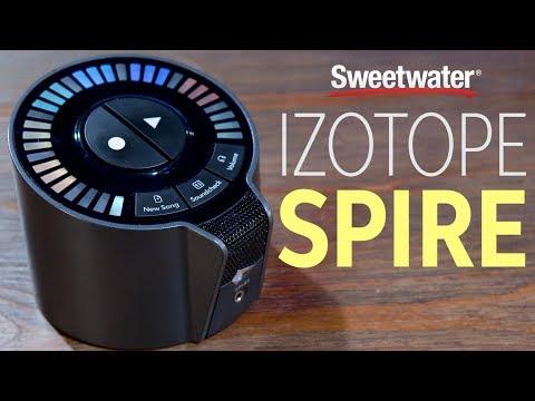 iZotope Spire Studio | Sweetwater