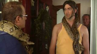 Snakes - Funny or Die Presents
