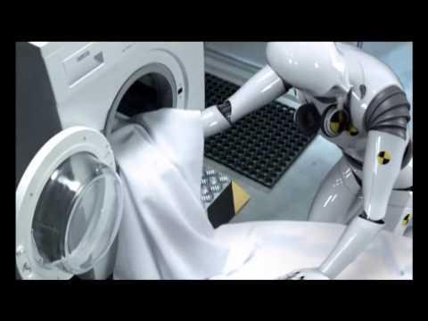 Стиральная машины ATLANT. Увеличенная загрузка при стандартных габаритах