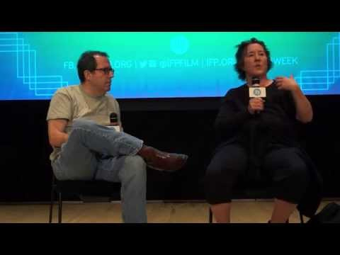 Industry Talks with Christine Vachon & Michael Barker at the IFP Conference: Screen Forward 2015