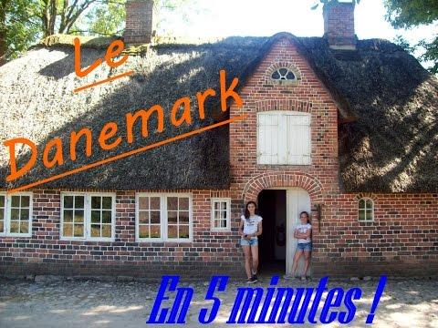 Le Danemark en 5 minutes !