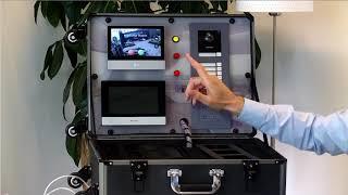 HIKVISION DS-KD8003-IME1/Surface/EU vidéo