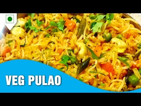 How to make veg pulao easy cook how to make veg pulao easy cook with food junction forumfinder Images