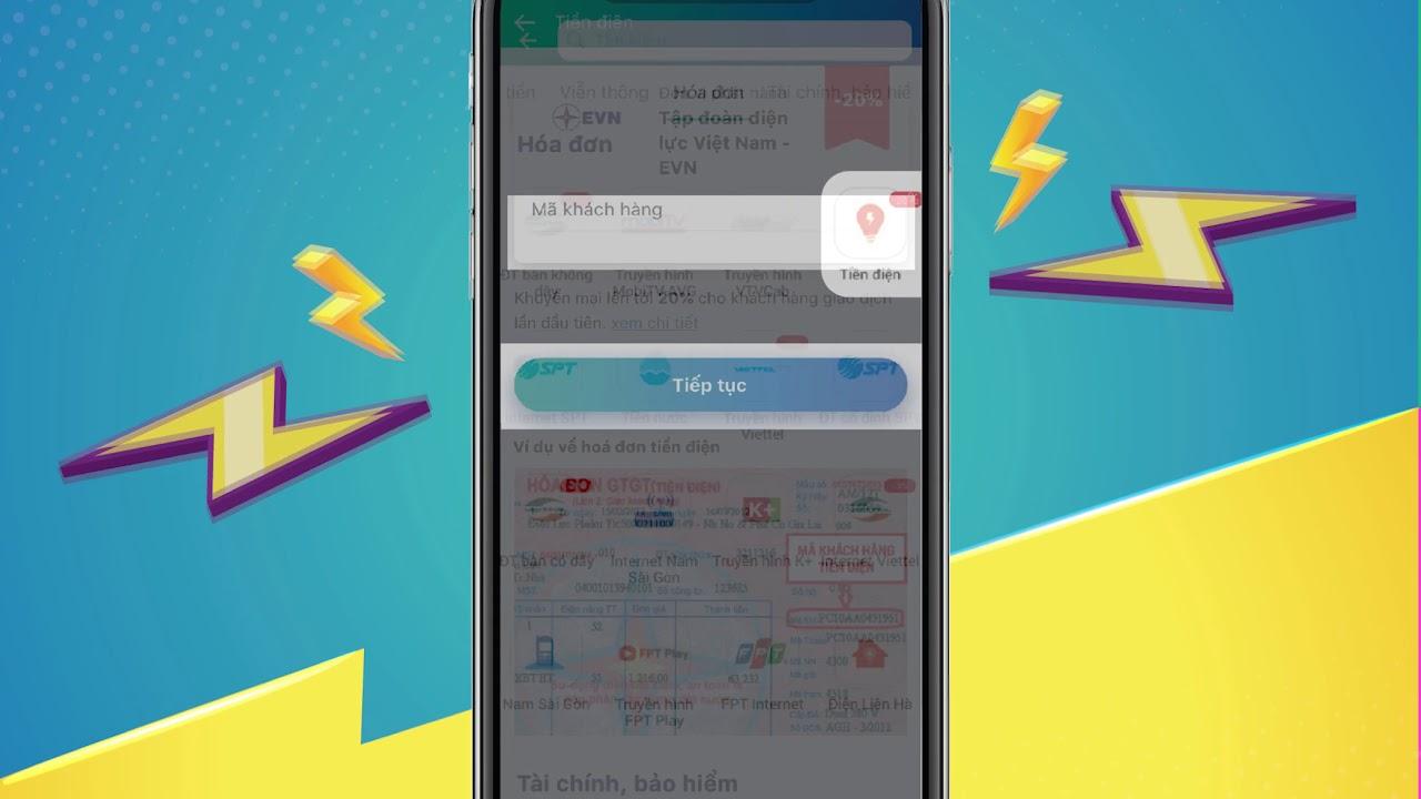 Hướng dẫn thanh toán tiền điện qua Ứng dụng ViettelPay