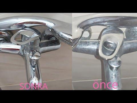 Banyo Fayans Temizliği Nasıl Yapılır