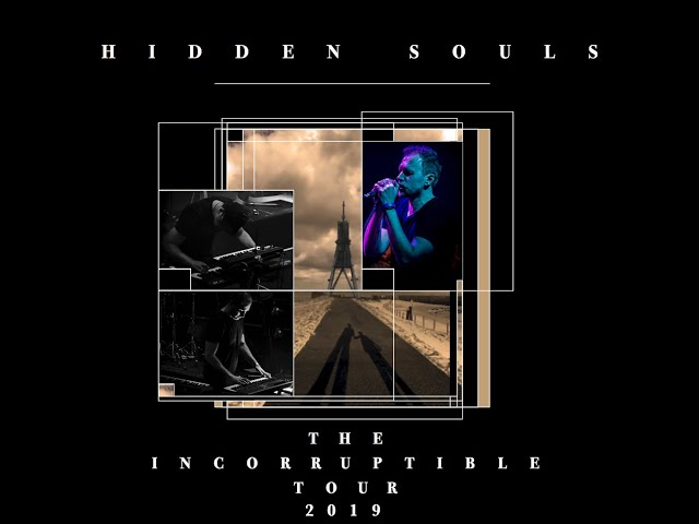 HIDDEN SOULS Live at