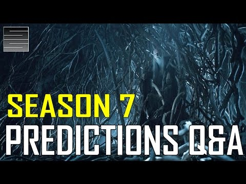 Game Of Thrones Season 7 Predictions (Q&A)