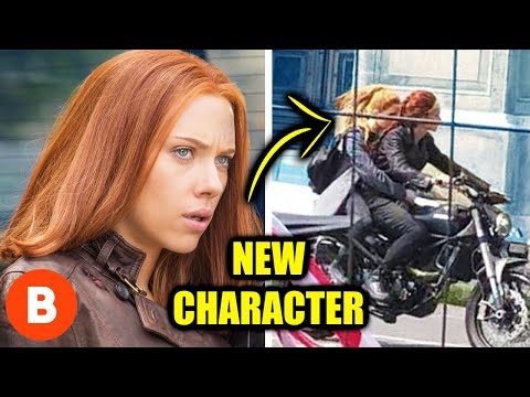Black Widow New Suits And Movie Leaks