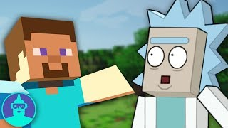 10 Minecraft References in Pop Culture YOU Should Know! (Rick & Morty, Simpsons, South Park +MORE)(, 2017-11-21T21:00:19.000Z)