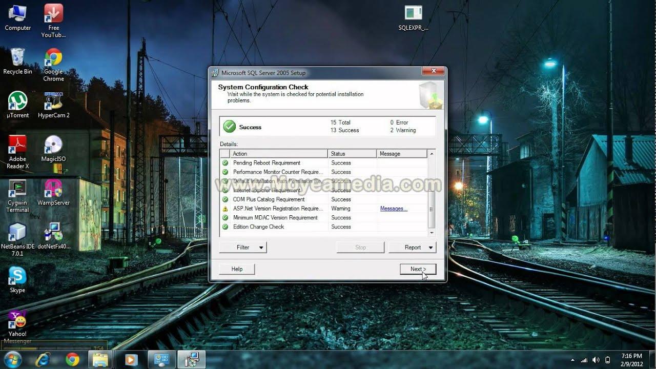 microsoft sql server 2005 enterprise edition torrent download