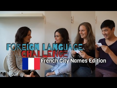 french-city-names-edition---foreign-language-challenge