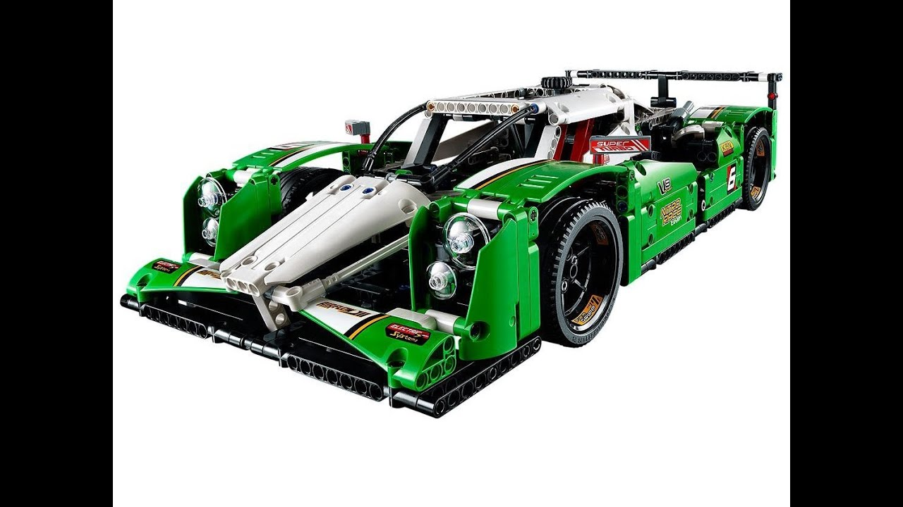 42039 lego technic 24 hours race car time lapse build youtube. Black Bedroom Furniture Sets. Home Design Ideas