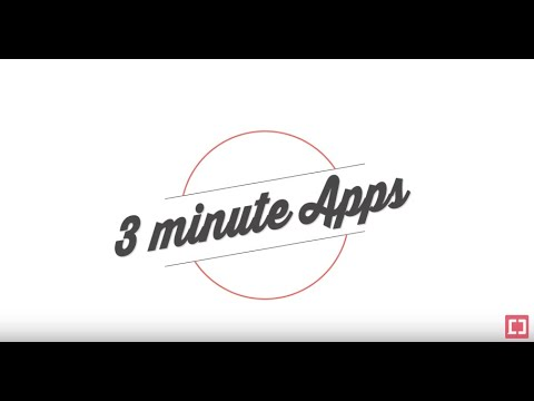 HubSpot Mobile: Three Minute Apps