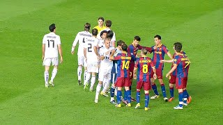 Real Madrid ANGRY moments