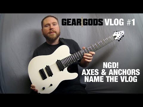 VLOG #1 - Kiesel TL70 NGD, Name The Corner, Axes and Anchors | GEAR GODS