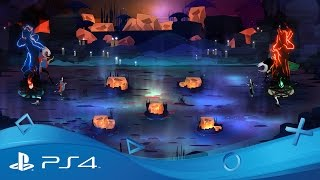 Pyre   PSX 2016 Versus Mode Trailer   PS4