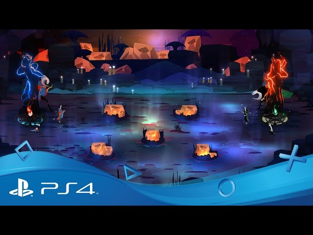 Pyre | PSX 2016 Versus Mode Trailer | PS4
