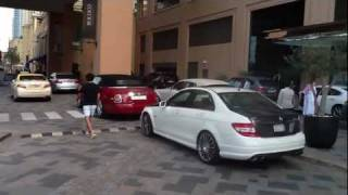 iPad2 test video 2 - Dubai Marina JBR (Rolls Royce, Porsche, Mercedes-Benz, Hummer, BMW)